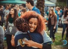 תמונה מחג הסיגד במכללת ספיר